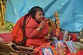 Sadhvi - Gangasagar Fair Transit Camp - Kolkata 2013-01-12 2538.JPG