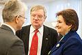 Saeimas priekšsēdētājas Ināras Mūrnieces darba vizīte Lietuvā (15710203650).jpg