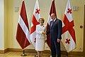 Saeimas priekšsēdētājas vizīte Gruzijā - 26632441704.jpg
