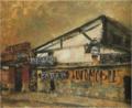 SaekiYūzō-1927-Garage.png