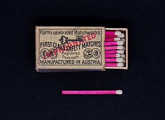 Safety matches The Key Fürth.jpg