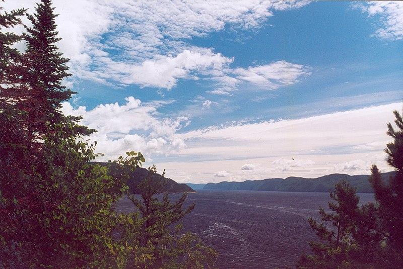 Fichier:Saguenay sainte rose du nord quebec.jpg