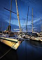 Sailboats at Raffles Marina, Tuas, Singapore - 20090920-01.jpg