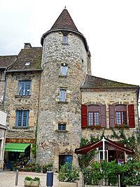 Saint-Céré - Hôtel de Puymule.JPG