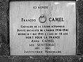 Saint-Lizier - Tombe de François Camel - 20110306.jpg