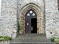Saint-Paul-la-Roche église portail.JPG