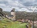 Saint Amans du Fort church in Aubin 07.jpg