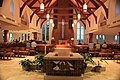 Saint Andrew Catholic Church Sanctuary Saline Michigan.JPG