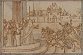 Saint Bernard presenting the host to Guillaume X, duc de Guyenne MET 2006.393.26.jpg