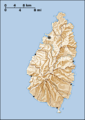 Saint Lucia geography map unlabelled.png