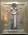 Saint Nicholas with riza, workshop of Kremlin armory (1676, GTG) 01 by shakko.jpg