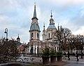 Saint Petersburg. Saint Andrew's Cathedral on Vasilievsky Island.jpg
