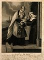 Saint Vincent de Paul. Stipple engraving. Wellcome V0006053.jpg