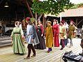 Saltatriculi Antoniuse õues Tartu hansapäevadel, 20. juuli 2012.jpg