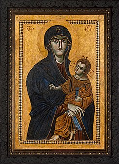 Salus Populi Romani - Wikipedia, la enciclopedia libre