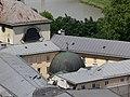 Salzburg Ursulinenkloster (Haus der Natur) vom Mönchsberg.jpg