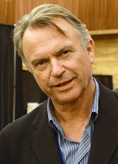 Sam Neill New Zealand actor, writer, producer and director