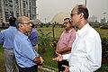 Samaresh Goswamy with NCSM Dignitaries - MSE Golden Jubilee Celebration - Science City - Kolkata 2015-11-17 4894.JPG