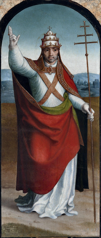 Resultado de imagen para san Clemente primero, pap
