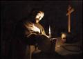 San Francesco d'Assisi in preghiera.png
