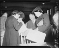 San Francisco, California. Residents of Japanese ancestry are registering in connection with the fo . . . - NARA - 536818.tif