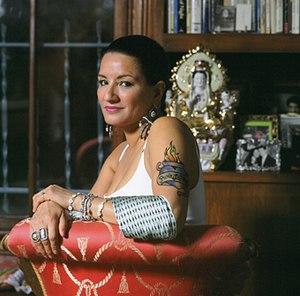 Sandra Cisneros - Cisneros in 2009