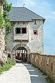 Sankt Georgen am Längsee Burg Hochosterwitz 02 Wächtertor 1577 01062015 1068.jpg