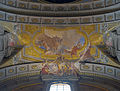 Sant'Ignazio (Rome) - Frescos of right chapel.jpg
