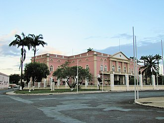 São Tomé and Príncipe - Presidential Palace of São Tomé and Príncipe