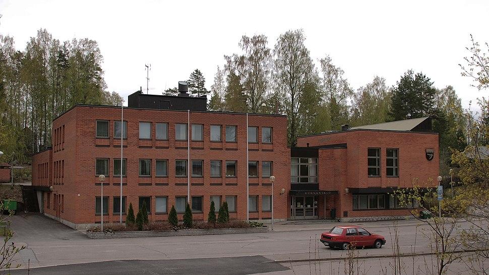 Savitaipaleen kunnantalo
