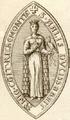 Sceau d'Alix - Duchesse de Bretagne.png