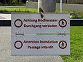 Schëld Héichwaasser, Hesper.jpg