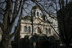 Transfiguration Church, Chișinău
