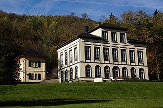 Linz am Rhein - Image: Schloss Rennenberg 4