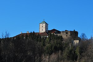 Alberndorf in der Riedmark - Riedegg castle