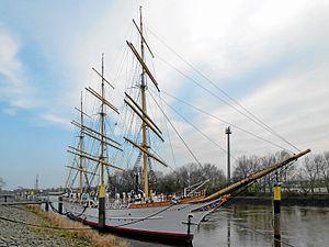 Schulschiff Deutschland - Scholl ship Schulschiff Deutschland