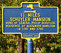 Schuyler Mansion Historical Marker.jpg