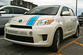 Scion xD Laval Fire Department.JPG