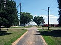 Sciota, Illinois - Clark Street at Fillmore Street - 2013-07-19.JPG