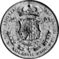 Seal of the Province of New Hampshire, 1692 of New Hampshire