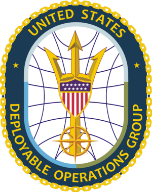 Deployable Operations Group - Image: Seal of the United States Coast Guard Deployable Operations Group