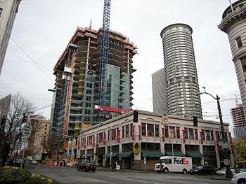 Seattle - Escala under construction 01