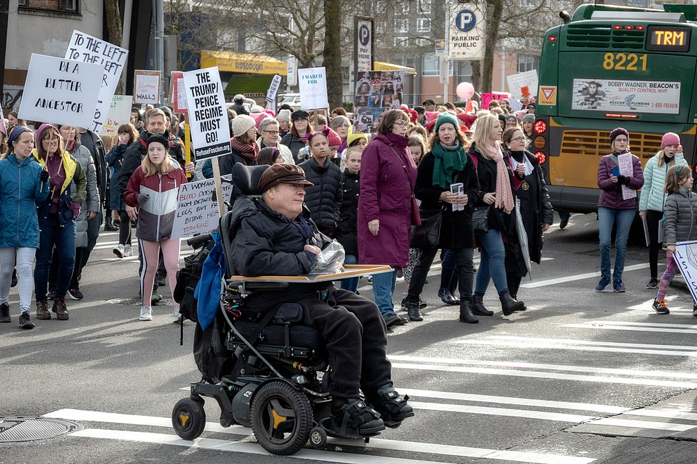 Seattle Women's March 2019 (46082402604).jpg