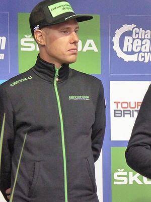 Sebastian Langeveld - Langeveld at the 2016 Tour of Britain
