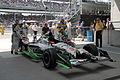 Sebastien Bourdais car - 2015 Indianapolis 500 - Stierch.jpg