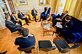 Secretary Kerry and His Advisers Met With Iranian Foreign Minister Zarif in the Secretary's Holding Room.jpg