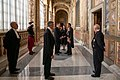 Secretary Pompeo Meets with Pope Francis (48838890192).jpg