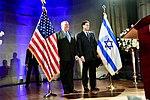 Secretary Pompeo Poses for a Photo With Ambassador Dermer (47943931147).jpg