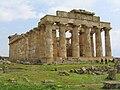 Selinunte - Templi Orientali (Temple E) 18.JPG