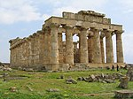 Selinunte - Templi Orientali (Temple E) 18
